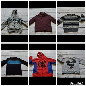 👦 BOYS CHEAP SWEATER LOT